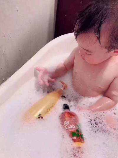 艾姜沐浴露